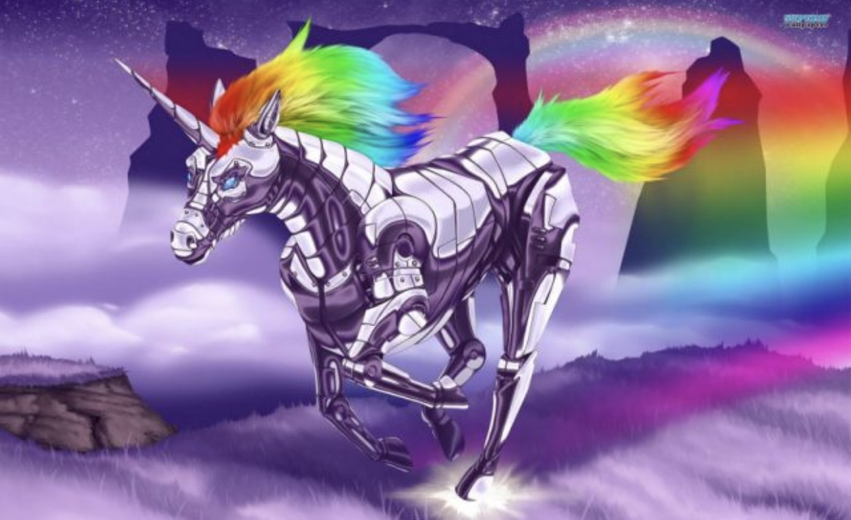 The Fat Robot Unicorn